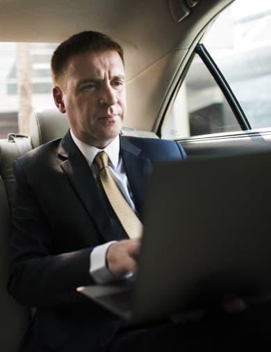 Taxi Henriot partenaire business pour deplacement professionnel Aix les Bains